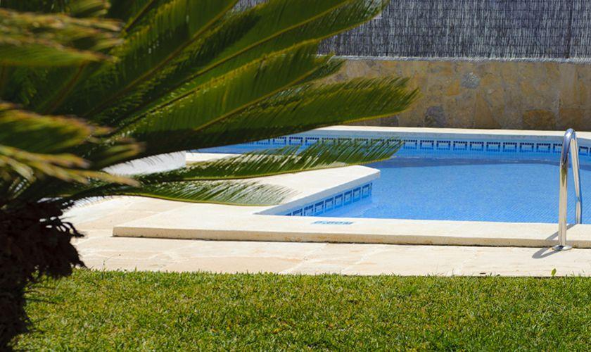Poolblick Ferienhaus Mallorca Cala d`Or PM 6538