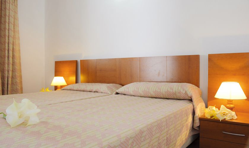 Schlafzimmer Ferienhaus Mallorca Cala d`Or PM 6538