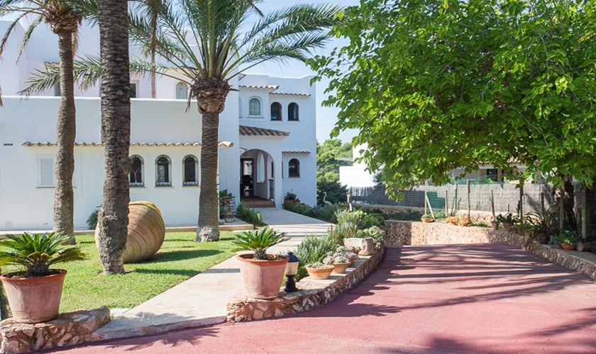 Front der Ferienvilla Mallorca PM 6539