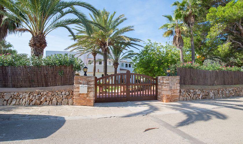 Front Villa Mallorca Meerblick PM 6539