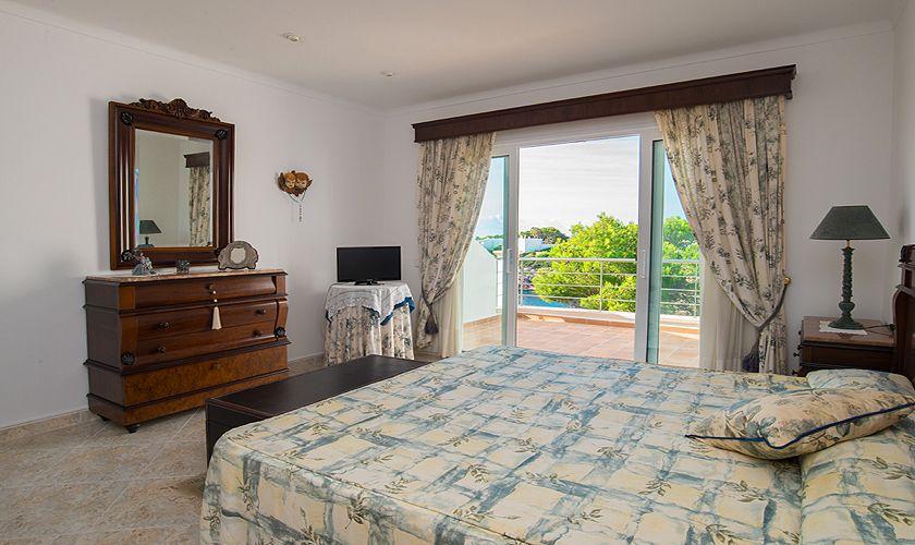 Schlafzimmer Villa Mallorca Meerblick PM 6539