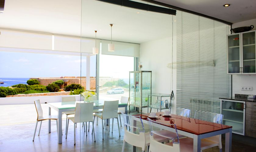 Wohnraum Ferienvilla Mallorca Meerblick PM 6540