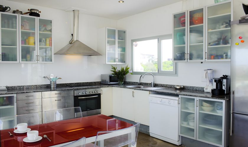 Küche Ferienvilla Mallorca Meerblick PM 6540