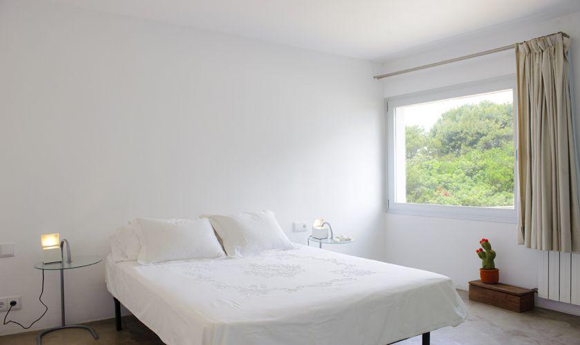 Schlafzimmer Ferienvilla Mallorca Südosten PM 6540