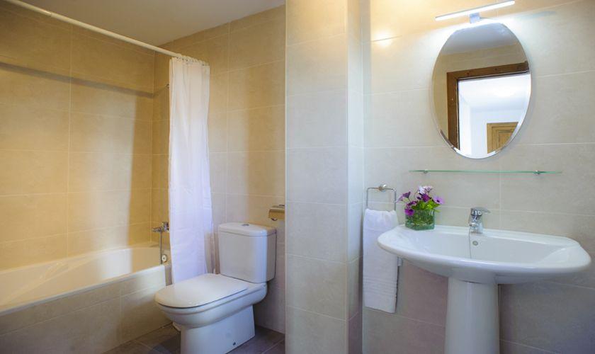 Badezimmer Ferienhaus Mallorca PM 6541
