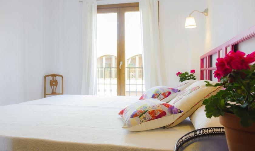 Schlafzimmer Ferienhaus Mallorca PM 6541