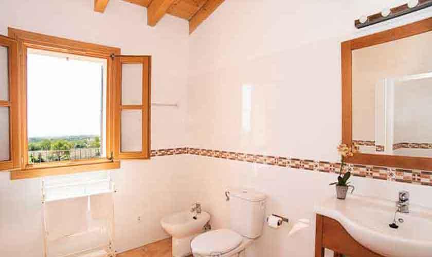 Badezimmer Finca Mallorca Südosten PM 6547