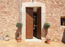 Eingang zur Finca Mallorca Südosten PM 6549