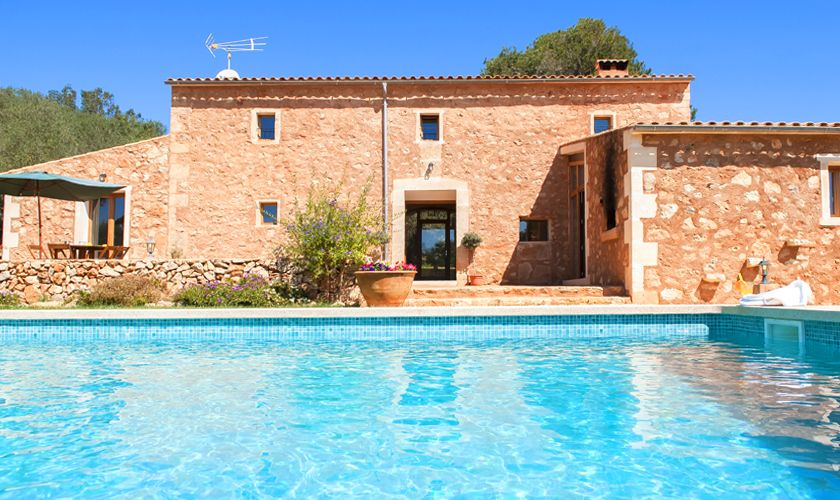 Pool und Finca Mallorca Südosten PM 6549