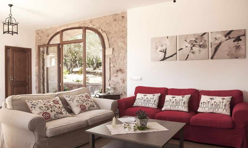 Wohnraum Finca Mallorca Südosten PM 6549