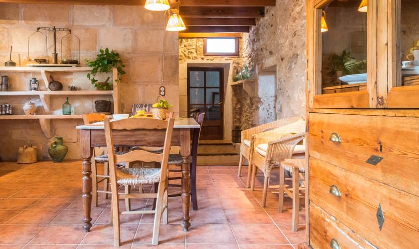 Wohnraum Finca Mallorca für 10 Personen PM 6550