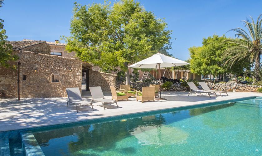 Pool und Finca Mallorca PM 6550