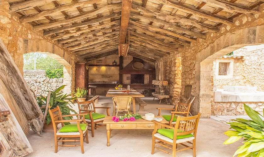 Barbecue Finca Mallorca für 10 Personen PM 6550