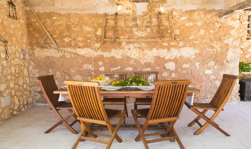 Terrasse Finca Mallorca PM 6550