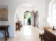 Wohnraum Ferienvilla Mallorca Südosten PM 6551