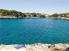 Meerblick Ferienhaus Mallorca Südosten PM 6551