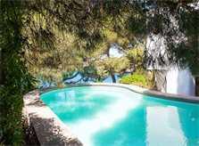 Poolblick Ferienhaus Mallorca Südosten PM 6551