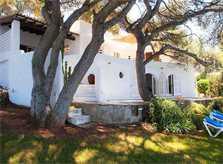 Blick auf die Ferienvilla Mallorca Südosten PM 6551