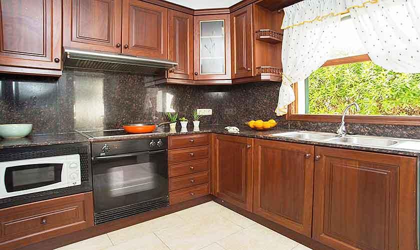 Küche Ferienhaus Mallorca Südosten PM 6554