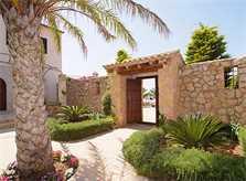 Patio Ferienvilla Mallorca Südosten 10 Personen PM 6555