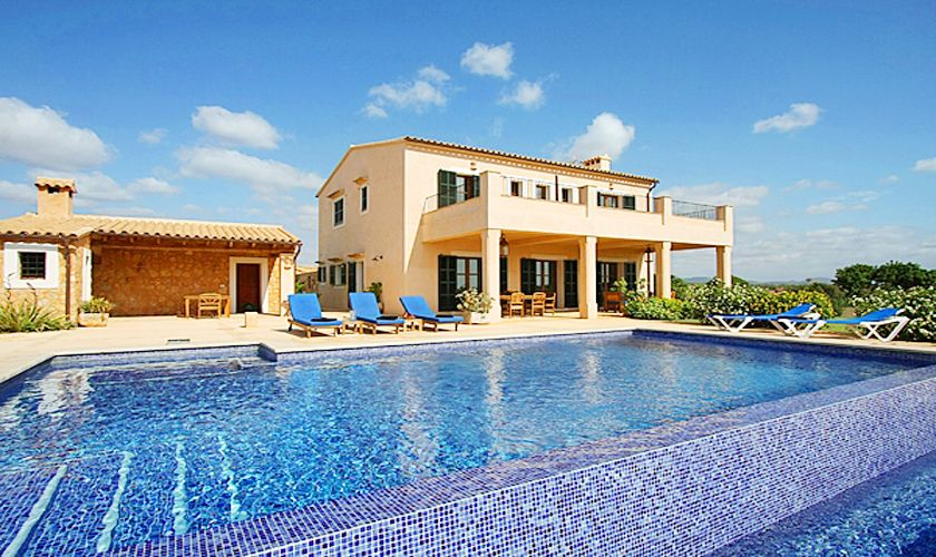 Pool und Ferienvilla Mallorca 10 Personen PM 6555