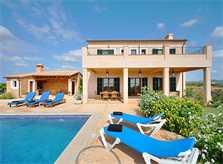 Poolblick Finca Mallorca Südosten 10 Personen PM 6555