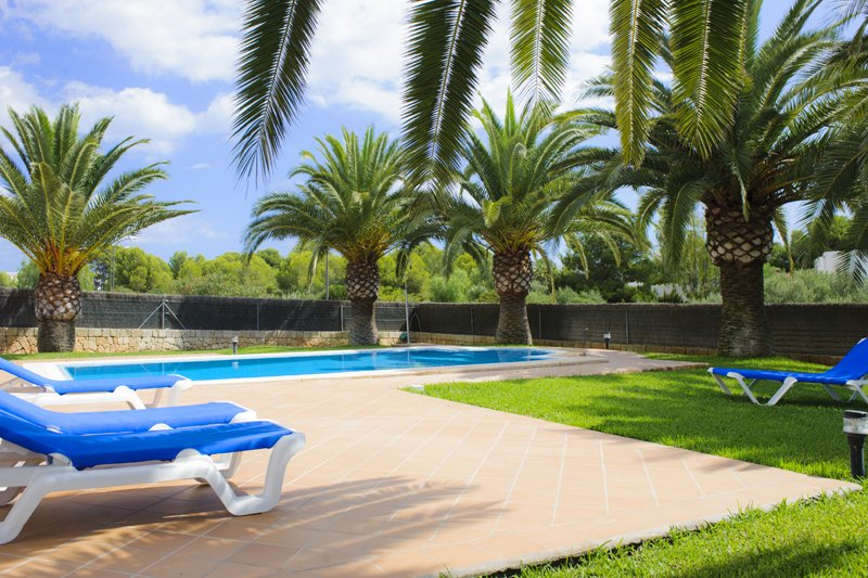 Terrasse Ferienvilla Mallorca Südosten PM 6557