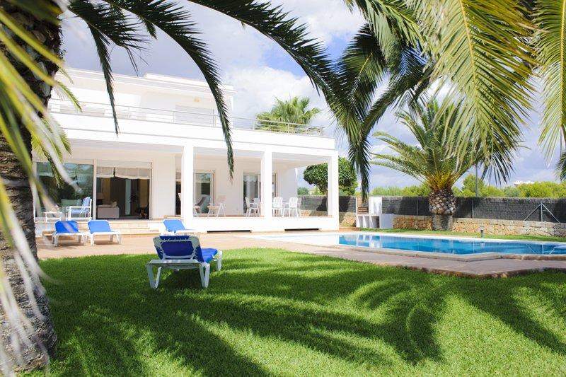 Pool und Ferienvilla Mallorca Südosten PM 6557