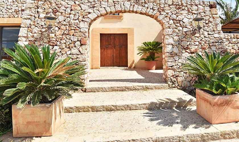 Entrada Finca Mallorca Südosten PM 6561