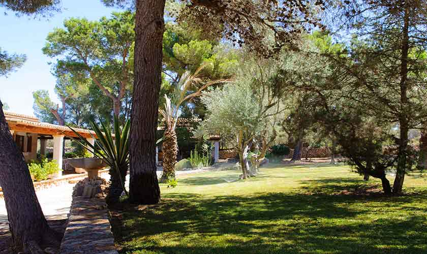Garten Finca Mallorca Südostküste PM 6567