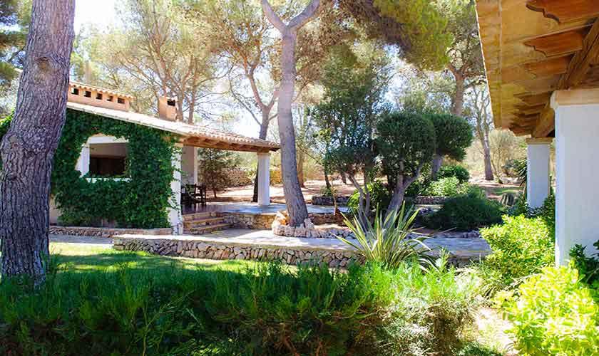 Garten Finca Mallorca 6 Personen PM 6567