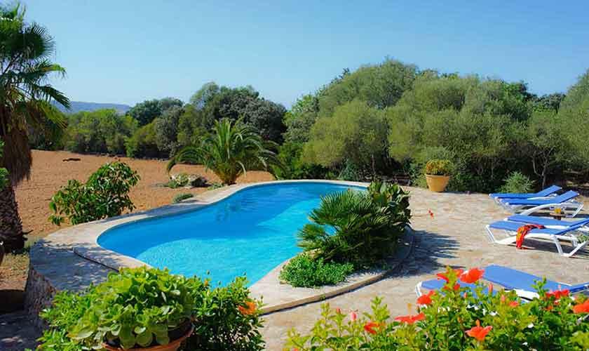 Pool Finca Mallorca Südosten PM 6568