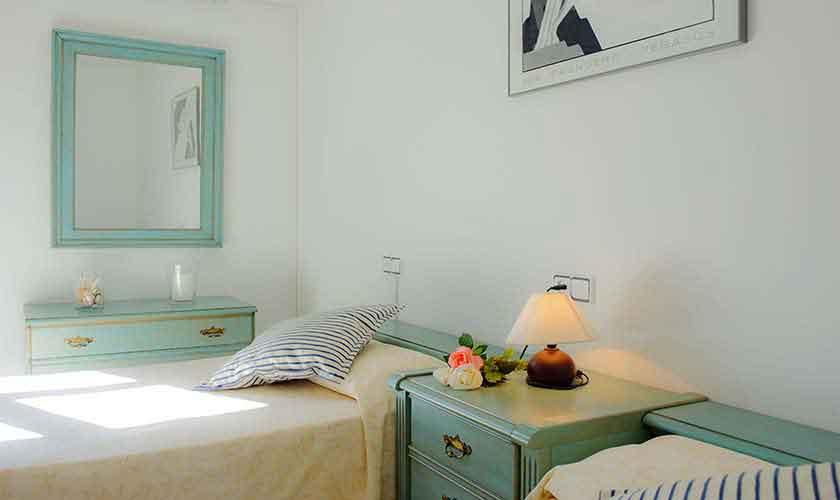 Schlafzimmer Finca Mallorca Südosten PM 6568