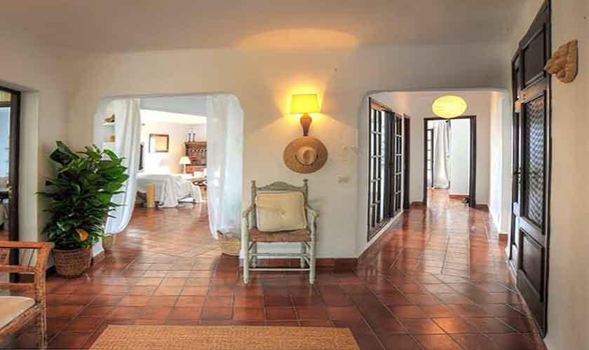 Wohnraum Ferienhaus Mallorca Ostküste PM 6578