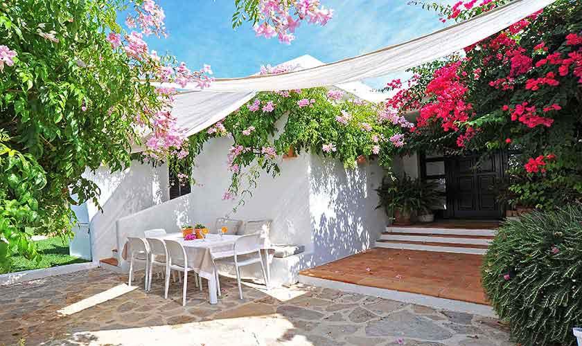 Terrasse Ferienvilla Mallorca PM 6578