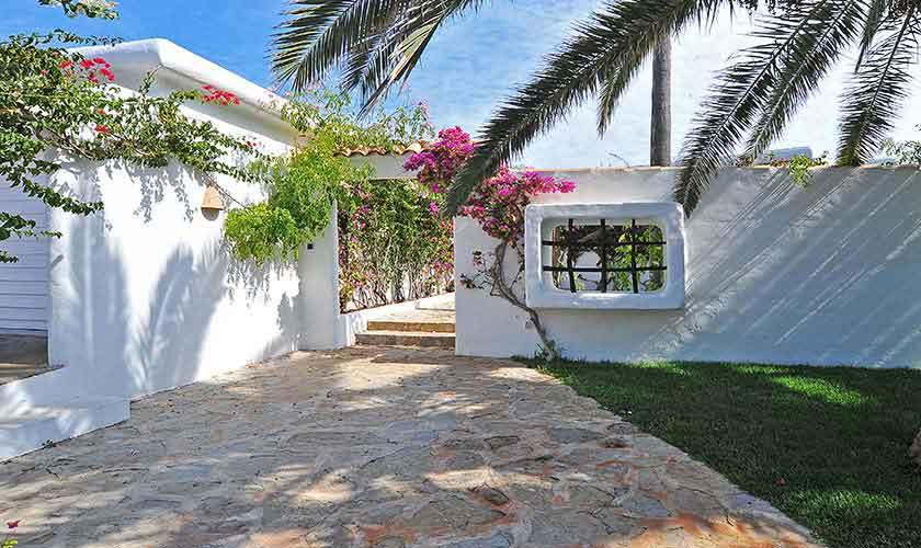 Blick auf das Ferienhaus Mallorca PM 6578