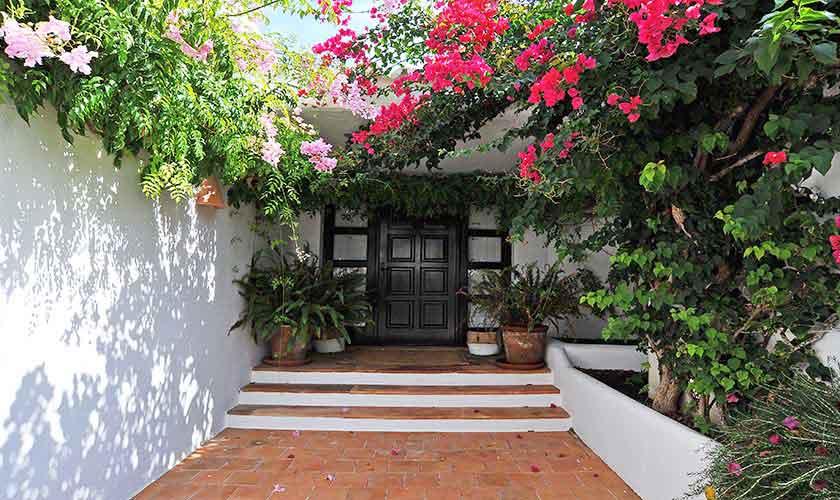 Eingangsbereich Ferienvilla Mallorca PM 6578