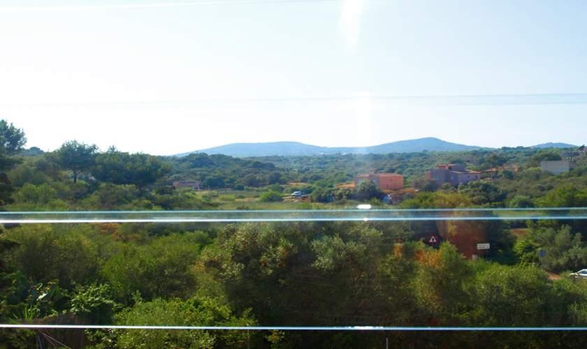 Blick von der Ferienwohnung Mallorca 4 Personen PM 6585