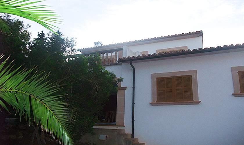 Blick auf das Haus Ferienwohnung Mallorca 4 Personen PM 6585