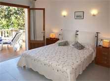Schlafzimmer Ferienwohnung Mallorca 4 Personen PM 6585