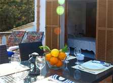 Terrasse Ferienwohnung Mallorca PM 6585