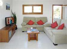 Wohnraum Ferienwohnung Mallorca PM 6585