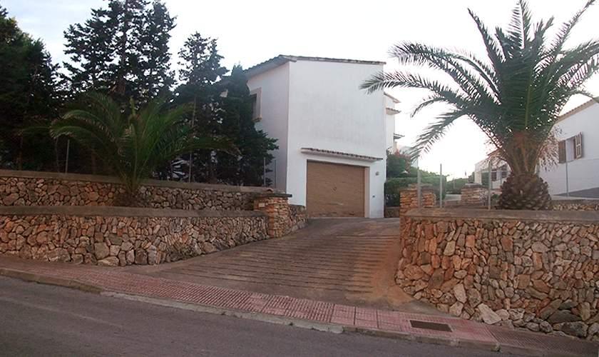 Zufahrt Ferienwohnung Mallorca 4 Personen PM 6585