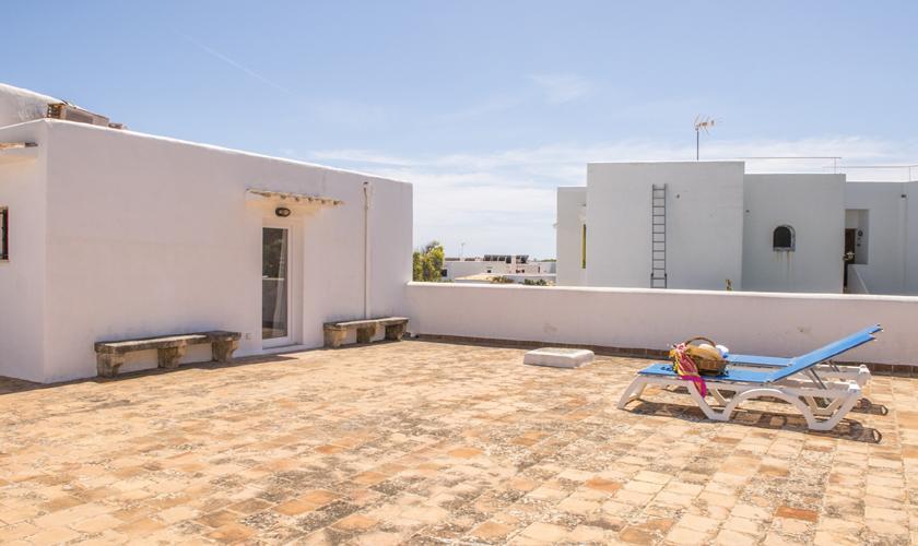 Dachterrasse Ferienhaus Mallorca 10 Personen PM 6589