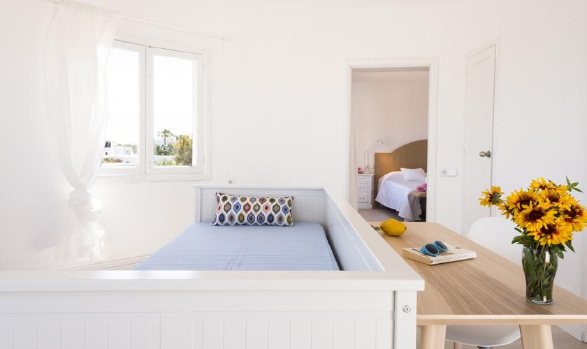 Schlafcouch Ferienhaus Mallorca 10 Personen PM 6589