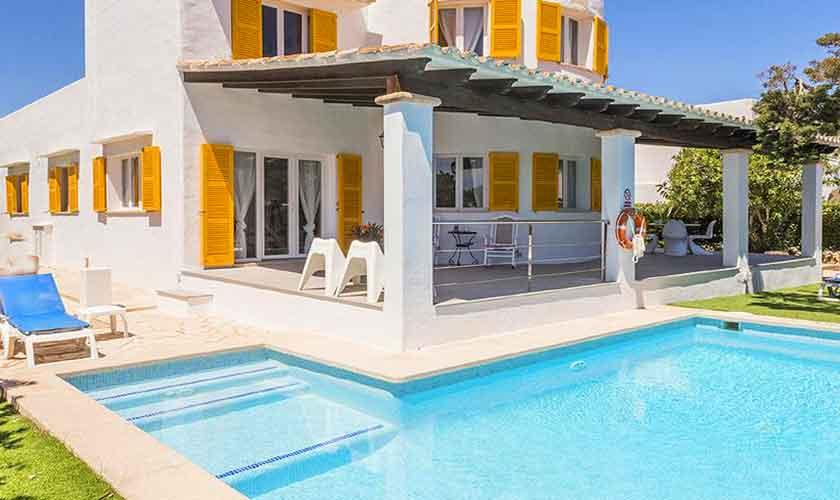 Pool und Ferienhaus Mallorca PM 6589