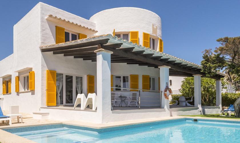 Pool und Ferienvilla Mallorca PM 6589