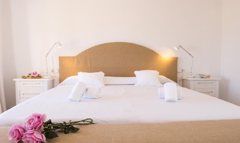 Schlafzimmer Ferienhaus Mallorca 10 Personen PM 6589