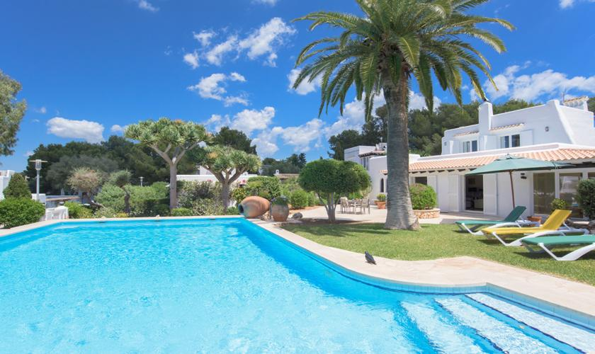 Pool und Ferienhaus Mallorca PM 6590