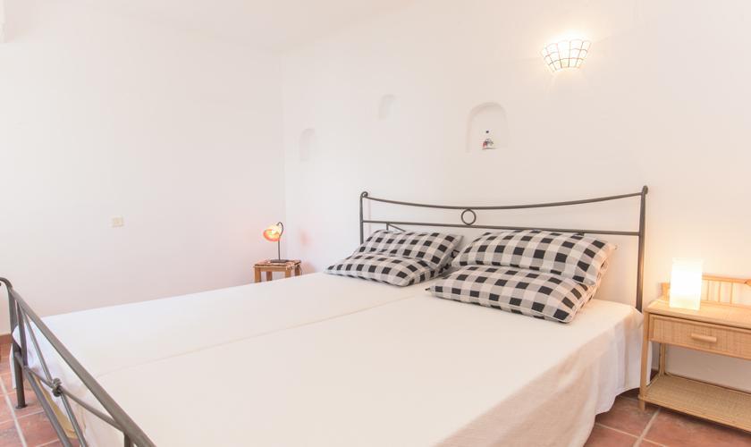 Schlafzimmer Ferienvilla  Mallorca PM 6590